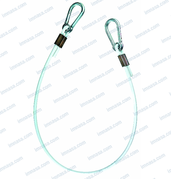 Safety cable for outboard engine outboard brackets for Outboard motor safety cable