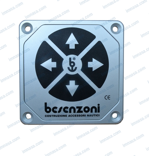 MANUAL CONTROL PANEL BES888 4 ARROWS | BESENZONI SPARE PARTS | SHOP