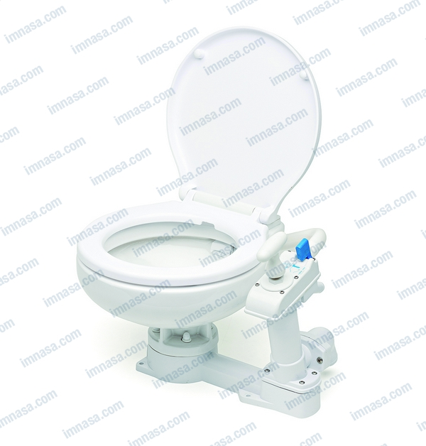 MANUAL TOILET COMPACT 2K | MARINE TOILETS | MECHANICAL MAINTENANCE ...