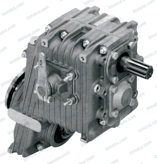 TRANSMISSION HURTH ZF 15MIV R/2 13:1   TRANSMISSIONS   MORE PRODUCTS