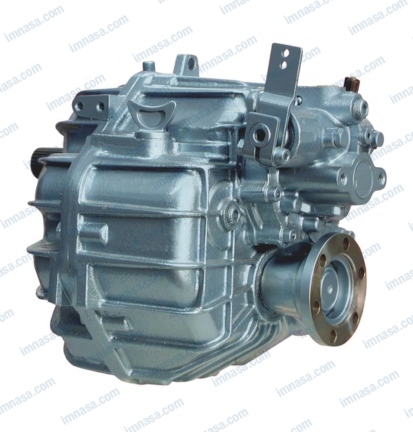 TRANSMISSION HURTH ZF 25 R/1 97:1 | TRANSMISSIONS | MORE