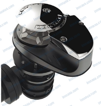 WINDLASS  CPX0 12V 500W W/OUT DRUM 6-7mm  LEWMAR